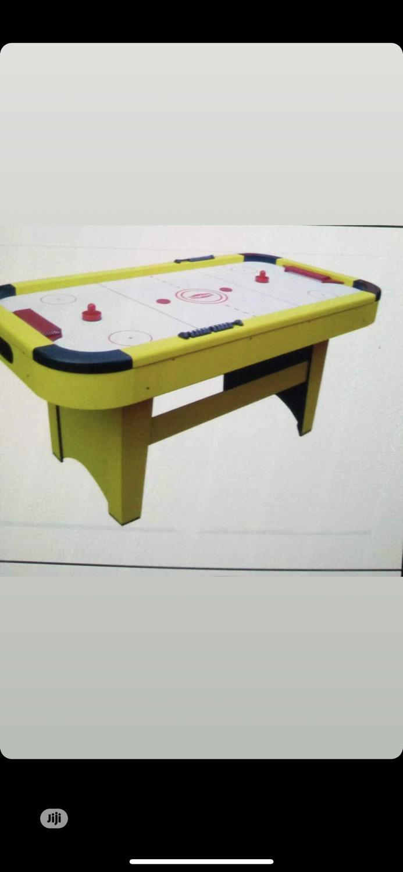 New Air Hockey Table