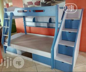 Children Bed, Double Bunk   Children's Furniture for sale in Lagos State, Ojo