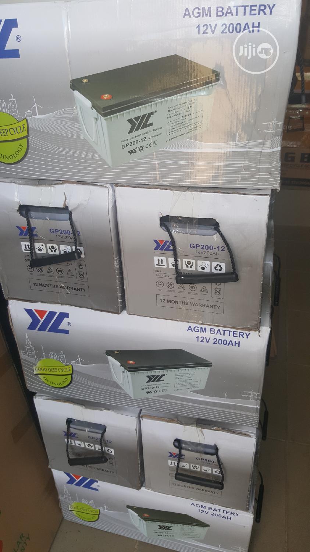 200ah 12v Battery
