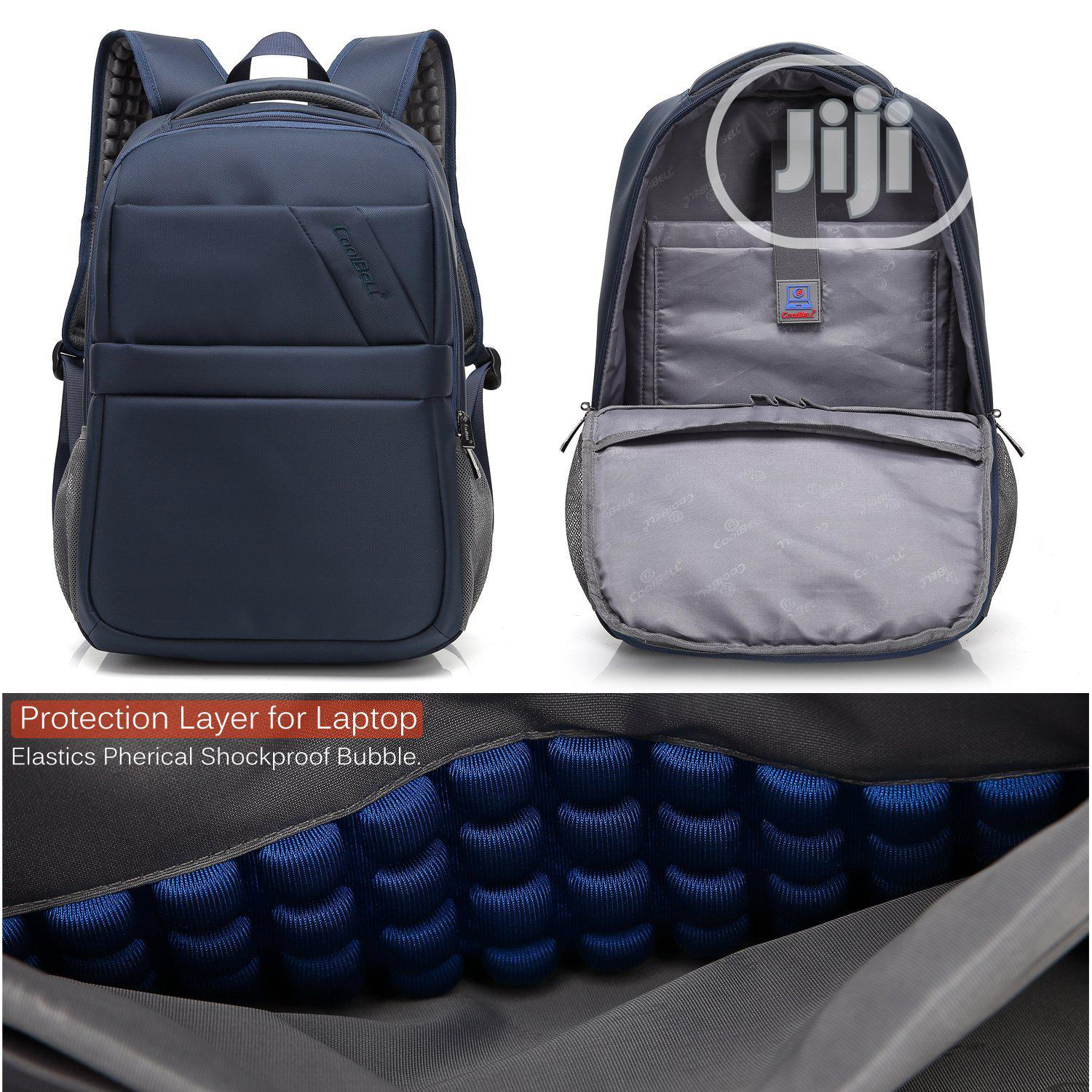Coolbell Laptop Backpack | Bags for sale in Amuwo-Odofin, Lagos State, Nigeria
