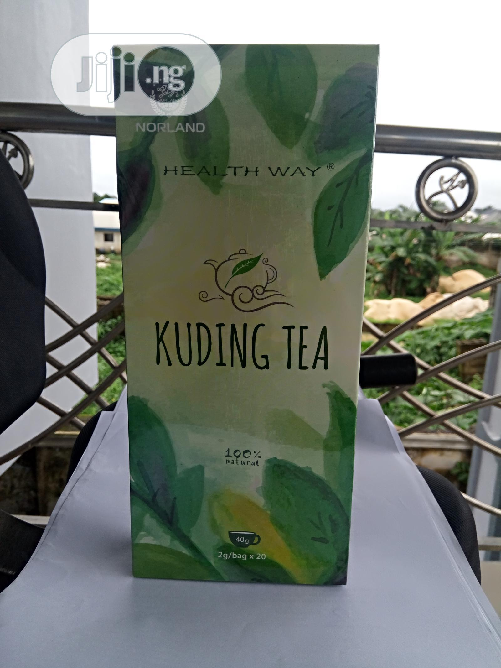 Norland Kuding Tea