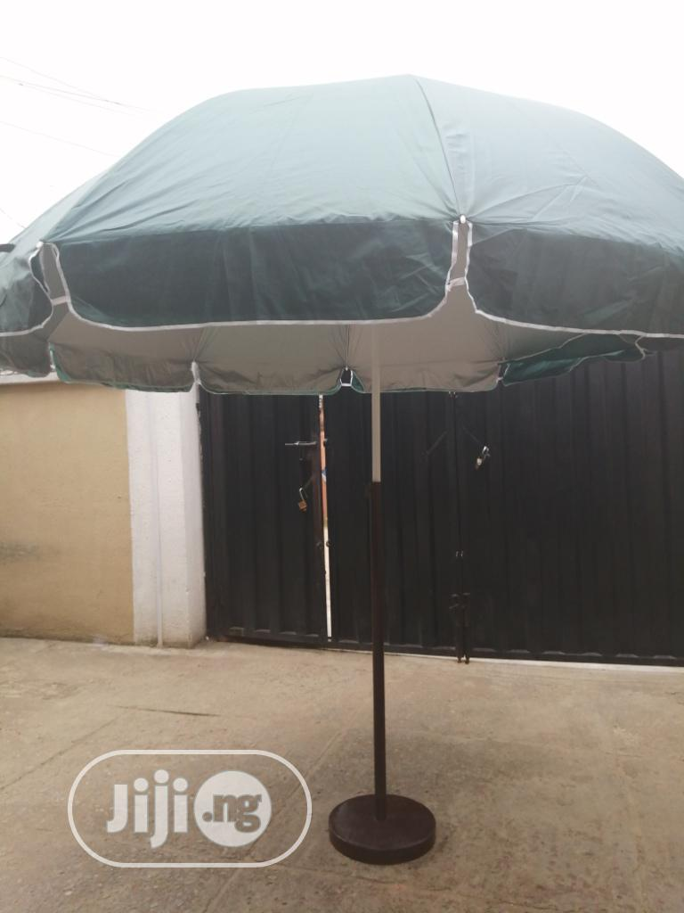 Modern Stand And Parasol Umbrella For Sale