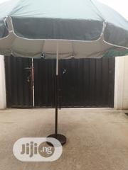 Modern Stand With Branded Parasol Umbrella   Manufacturing Services for sale in Cross River State, Akpabuyo