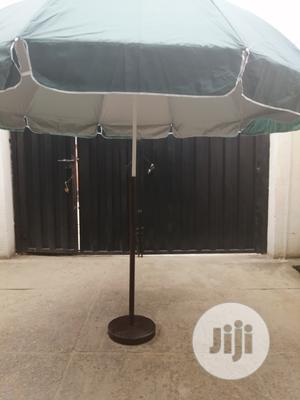 Modern Stand With Branded Parasol Umbrella | Manufacturing Services for sale in Cross River State, Akpabuyo