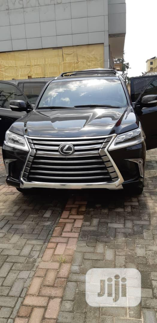 Lexus LX 570 2017 Black | Cars for sale in Victoria Island, Lagos State, Nigeria