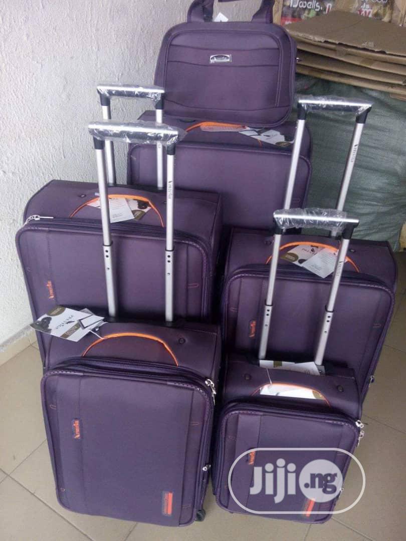 Sensamite 6set Luggage