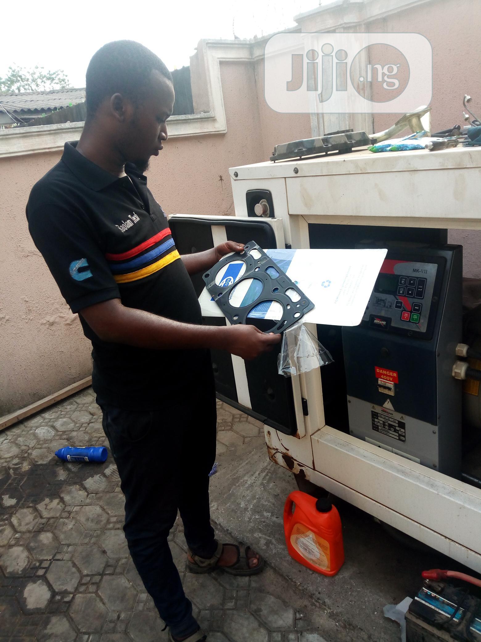 Deisel & Petrol Generator Maintenance