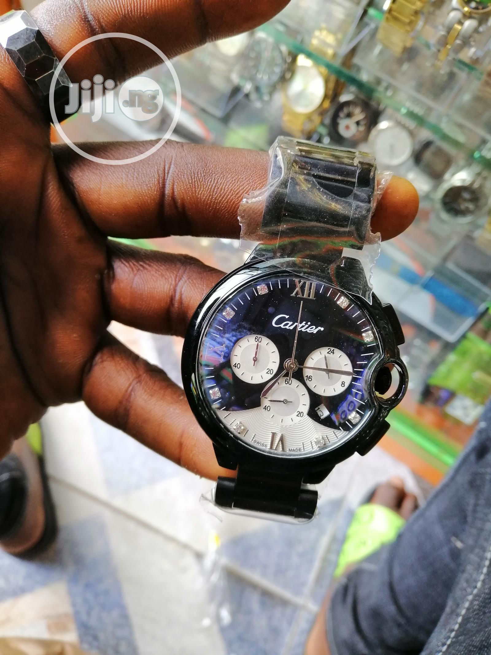 Cartier Wrist Watch | Watches for sale in Lagos Island (Eko), Lagos State, Nigeria