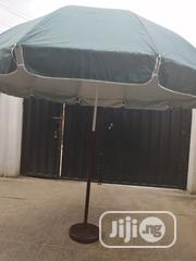 Outdoor Customized Parasol With Modern Stand | Manufacturing Services for sale in Yobe State, Fune