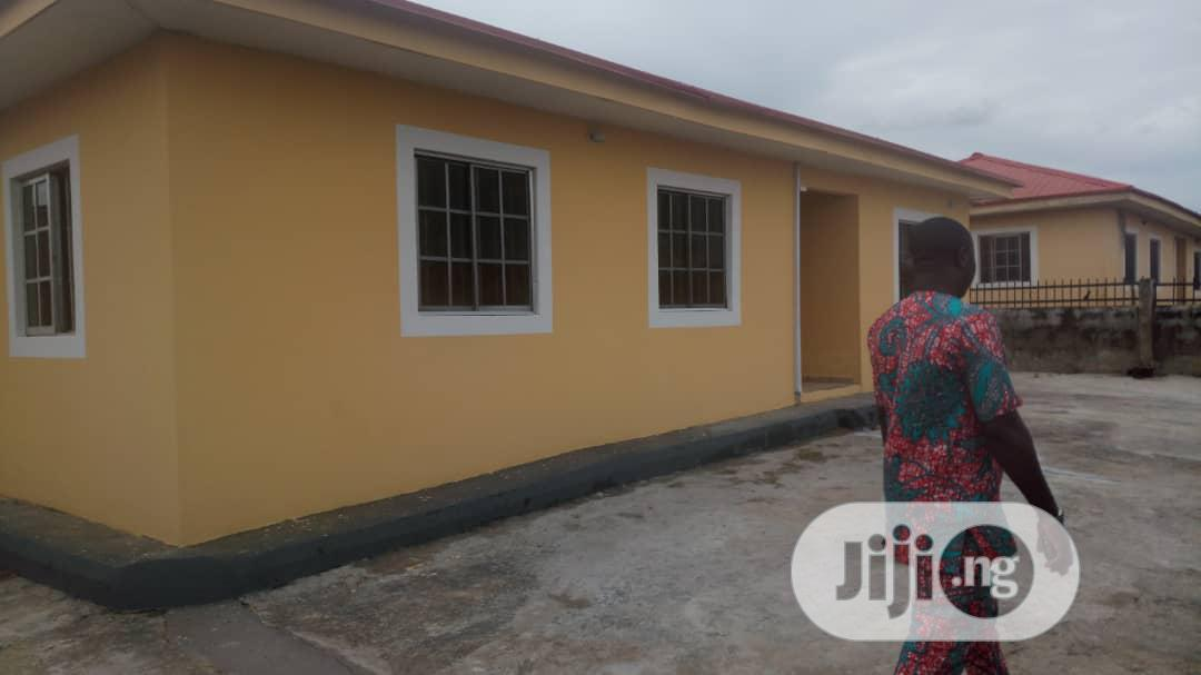 Archive: 3 Bedroom Bungalow at Sunshine Garden Estate, Akure