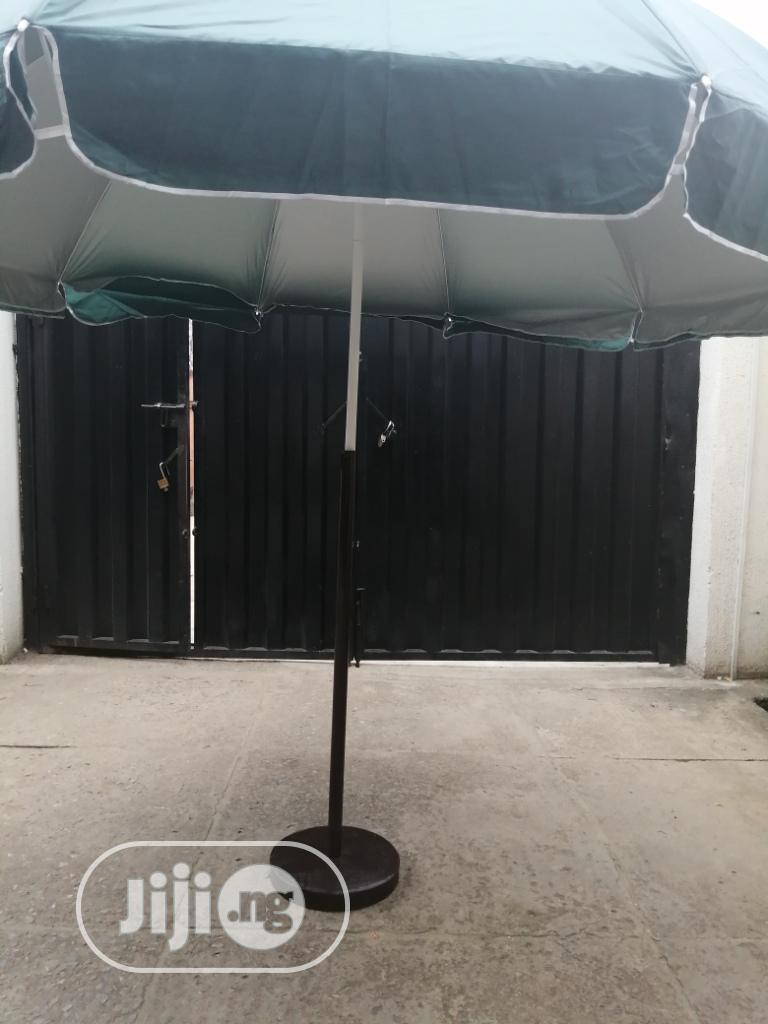 Customized Branded Umbrella With Modern Stand | Manufacturing Services for sale in Gumel, Jigawa State, Nigeria