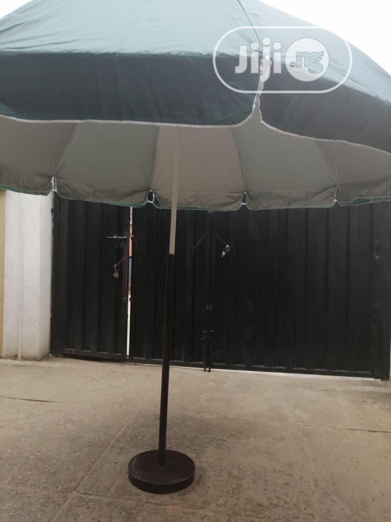 Get Quality Parasol With Durable Stand | Manufacturing Services for sale in Bukkuyum, Zamfara State, Nigeria