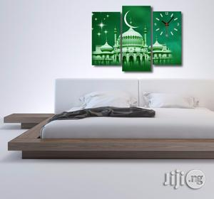 Mosque Canvas Wall Art Cp027 | Home Accessories for sale in Lagos State, Agege