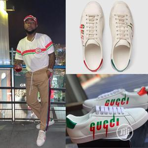 Gucci Sneaker Available as Seen Swipe to See Others and Order   Shoes for sale in Lagos State, Lagos Island (Eko)