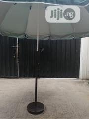 Giant Blue Parasol With Modern Stand | Manufacturing Services for sale in Katsina State, Charanchi