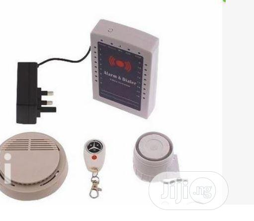 Smoke Detection In
