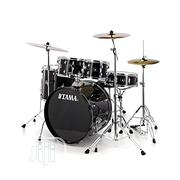 Tama Rhythm Mate Drum Sets (5 Piece) – BK Black | Musical Instruments & Gear for sale in Delta State, Warri