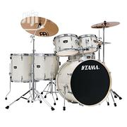 Tama Imperialstar Drum Sets (7 Piece) – VWS Vintage White Sparkle | Musical Instruments & Gear for sale in Imo State, Owerri