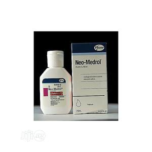 Neomedrol Instant Lotion for Stubborn Acne, Pimples and Shave Bumps | Skin Care for sale in Lagos State, Amuwo-Odofin
