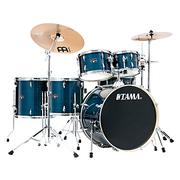 Tama Imperialstar Drum Sets (7 Piece) – HLB Hairline Blue | Musical Instruments & Gear for sale in Lagos State, Lagos Island