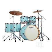 Tama Silverstar Drum Sets (7 Piece) – LBL Light Blue Lacquer | Musical Instruments & Gear for sale in Abuja (FCT) State, Maitama