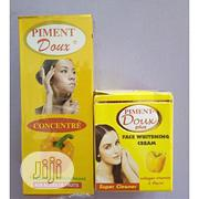 Piment Doux Face And Serum Whitening | Skin Care for sale in Lagos State, Amuwo-Odofin