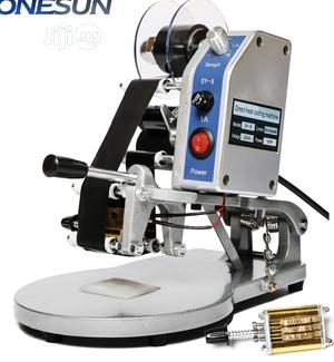 Expiry Date Batch Coding Machine   Manufacturing Equipment for sale in Lagos State, Amuwo-Odofin