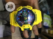 High Quality Casio G-Shock Water Resistant Watch | Watches for sale in Lagos State, Lagos Island