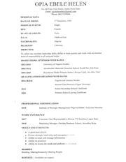 Company Secretary At Arik Air | Travel & Tourism CVs for sale in Lagos State, Ipaja