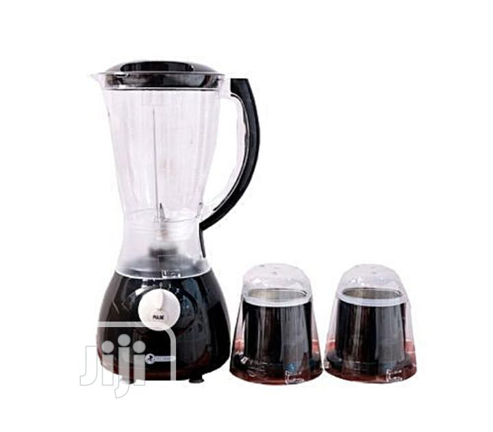 Electric Blender With Mills