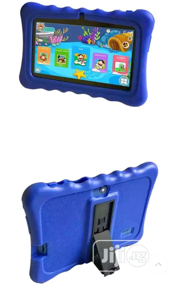 16 GB Kids Tablet Pcblue