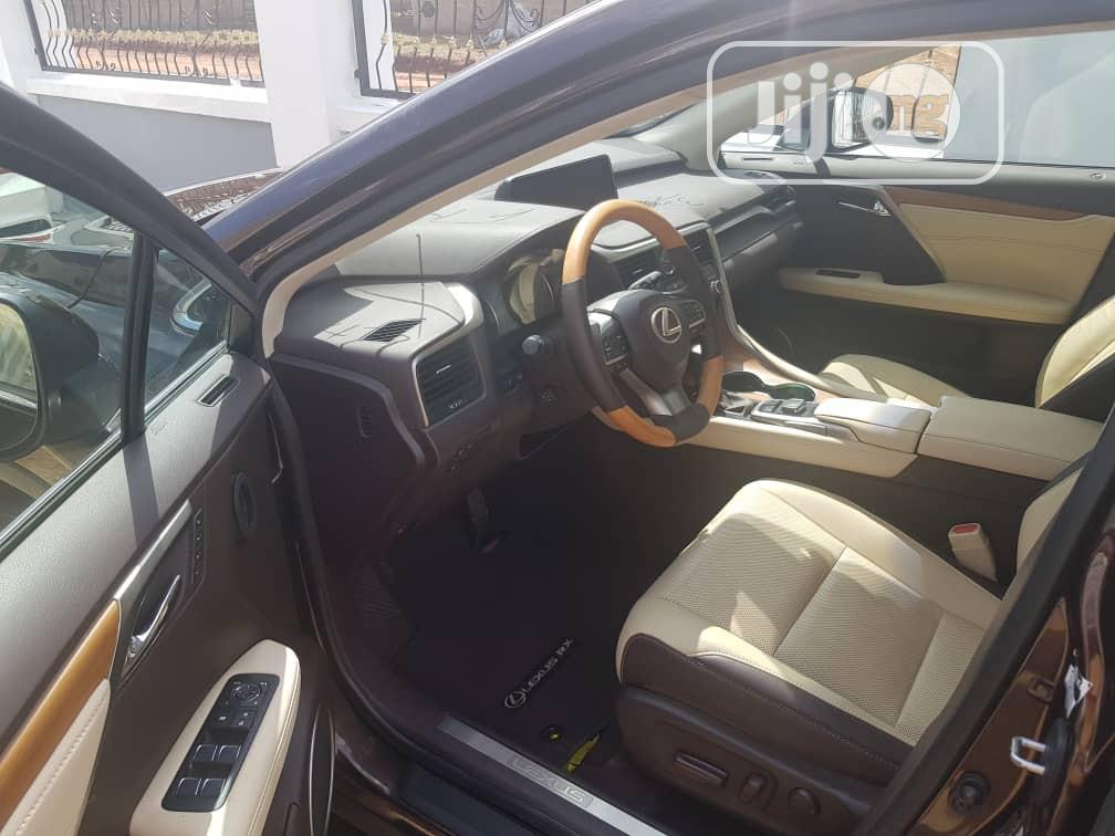 Lexus RX 2017 Purple   Cars for sale in Surulere, Lagos State, Nigeria