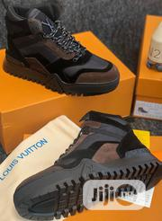 Louis Vuitton Hightop Sneakers | Shoes for sale in Lagos State, Lagos Island