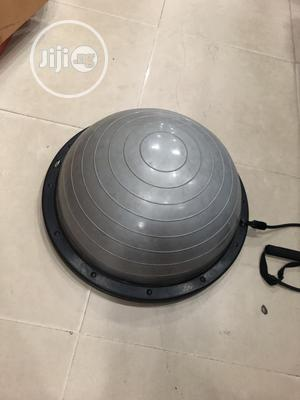 Bosu Ball Or Half Gym Ball | Sports Equipment for sale in Lagos State, Surulere