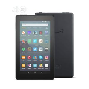 New Amazon Fire 7 16 GB Black   Tablets for sale in Lagos State, Ikeja