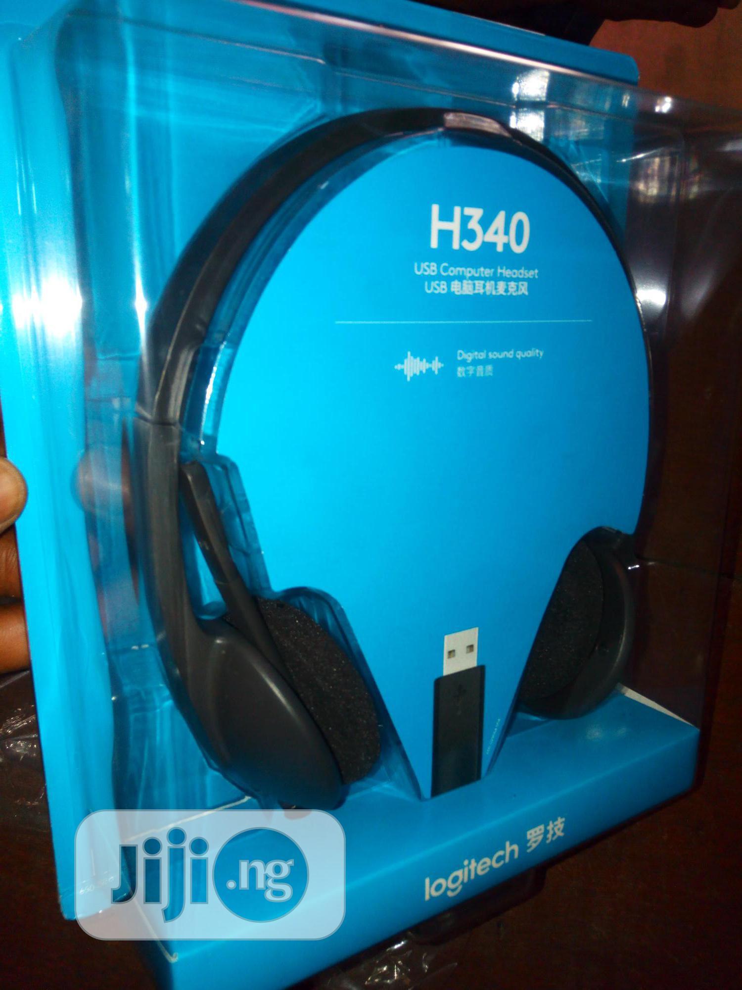 Logitech H340 Headphone