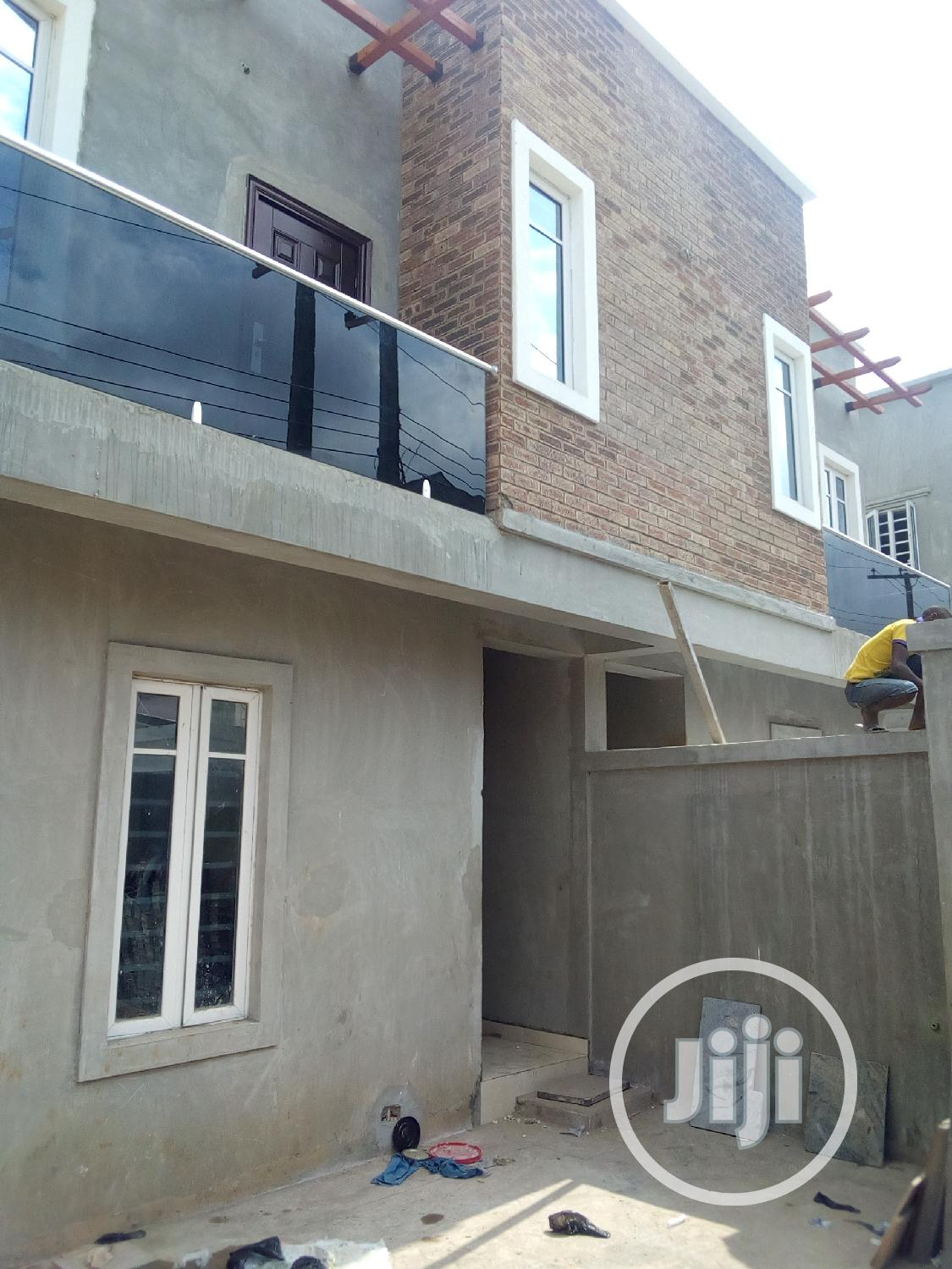 Newly Built 3 Bedrooms Duplex at Omole Phase II Extension