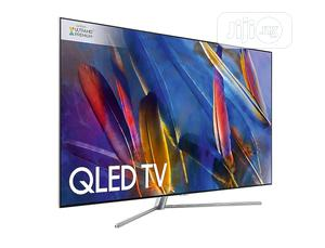 """Latest 55"""" Samsung Qled 4K Suhd Hdr Smart TV 
