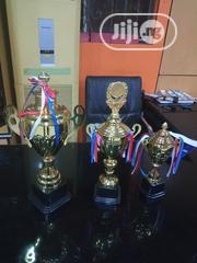 Brand New Gold Trophy | Arts & Crafts for sale in Lagos State, Egbe Idimu