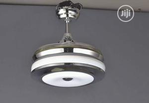 Crystal Chandelier Ceiling Fan With Remote Control Multiple Colors | Home Accessories for sale in Lagos State, Badagry