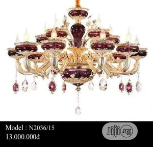 Italian Classical Crystal Chandelier | Home Accessories for sale in Lagos State, Badagry