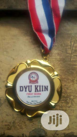 Original Medals With Printing | Arts & Crafts for sale in Abuja (FCT) State, Central Business Dis