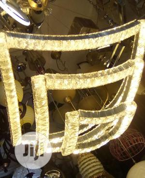 Classical Crystal Chandelier With Remote Control | Home Accessories for sale in Lagos State, Badagry