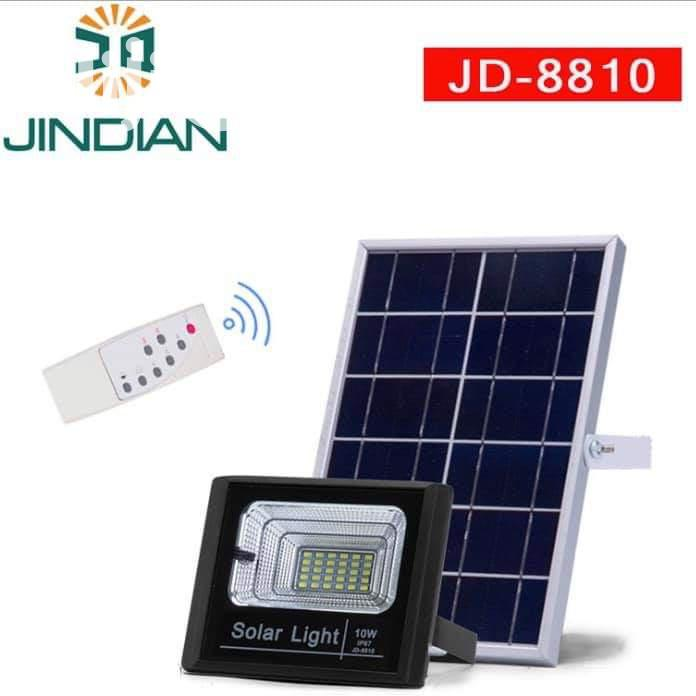 LED Solar Flood Lights With Remote Control