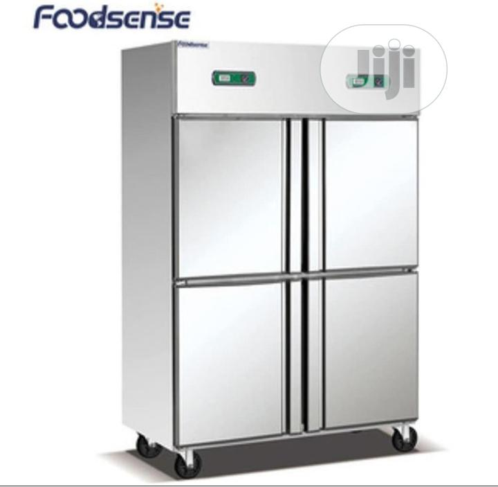Archive: Industrial Freezer 4door
