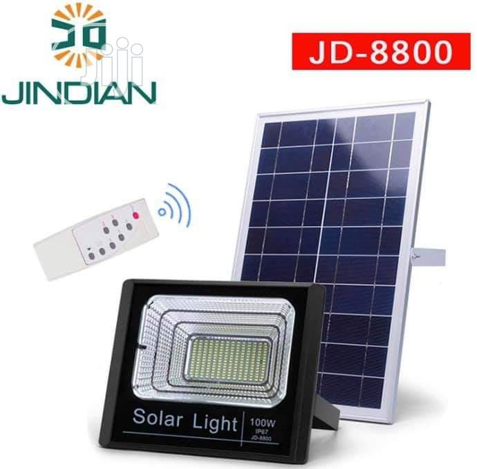 LED Solar Flood Lights With Remote Control | Solar Energy for sale in Badagry, Lagos State, Nigeria
