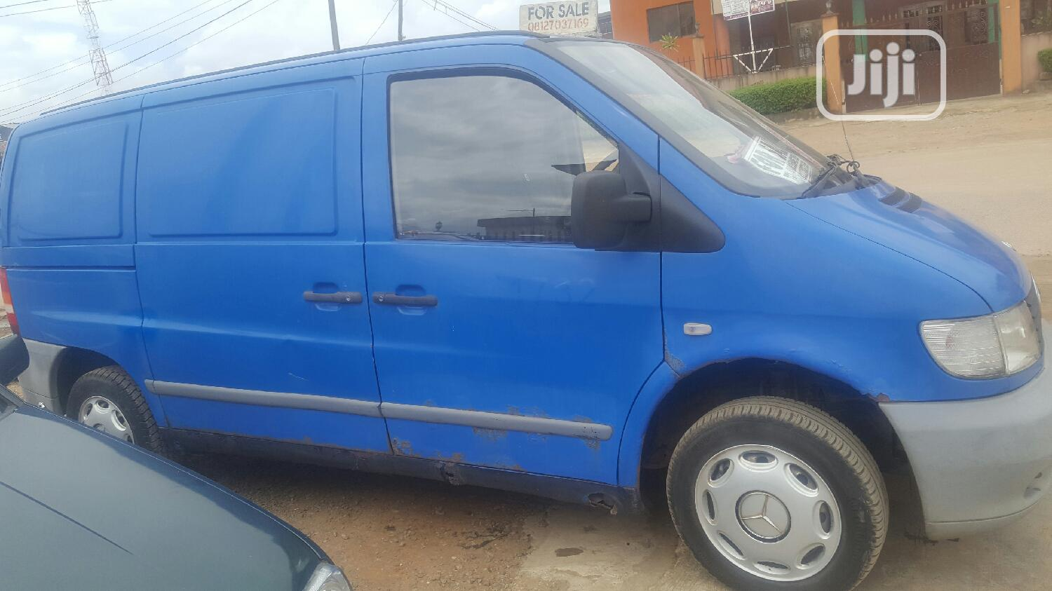 Mercedes-benz Vito | Buses & Microbuses for sale in Alimosho, Lagos State, Nigeria