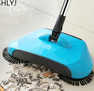 Magic Sweeper Spin Broom & Vacuum Cleaner | Home Appliances for sale in Lagos State, Lagos Island (Eko)