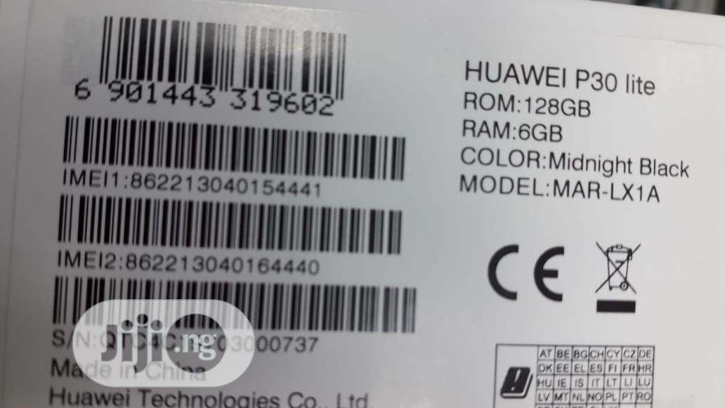 New Huawei P30 Lite 256 GB | Mobile Phones for sale in Ikeja, Lagos State, Nigeria