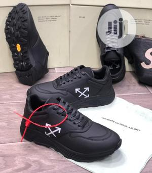 Offwhite Sneaker Available as Seen in More Colors Swipe to See Them   Shoes for sale in Lagos State, Lagos Island (Eko)